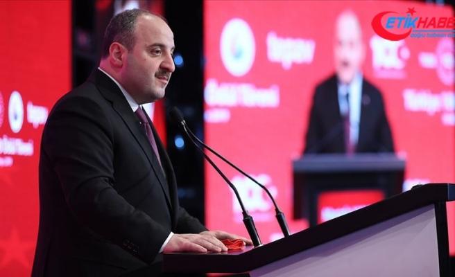Bakan Varank: 146 genç girişimcimize 200 bin liraya kadar hibe desteği vereceğiz