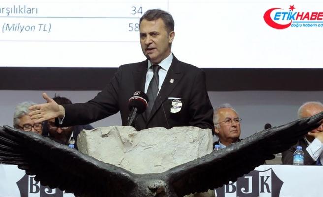 Beşiktaş Kulübü Başkanı Orman: Son 1-2 senede çok üzüldüğüm süreçler yaşadık