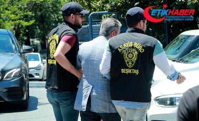 Beşiktaş'ta çalışanlarını döven kişi adliyeye sevk edildi