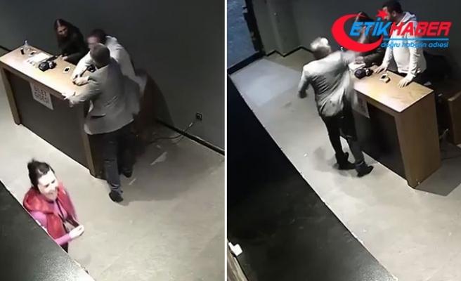 Beşiktaş'ta patrondan çalışanlarına dayak