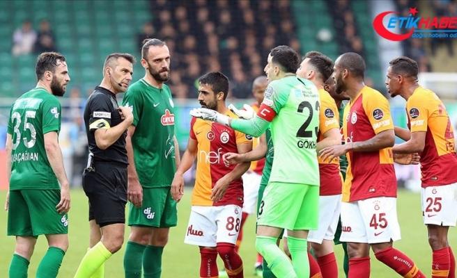Çaykur Rizespor TFF'ye başvurdu