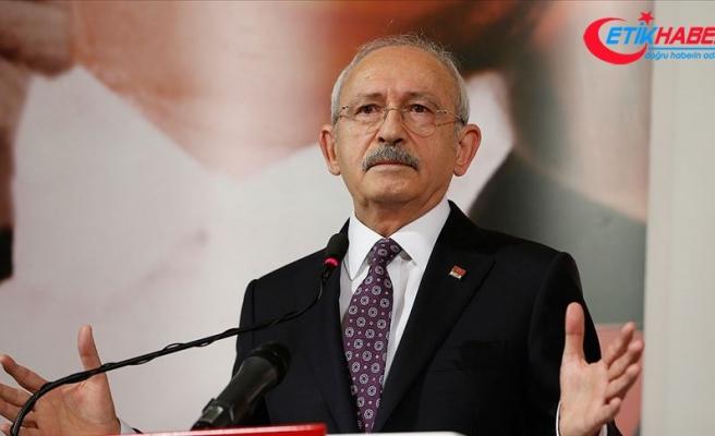 CHP Genel Başkanı Kılıçdaroğlu: Mücadelemiz demokrasi için olacak