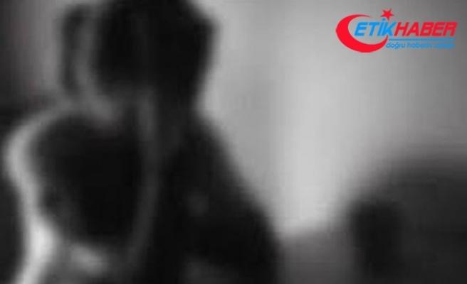 Çıplak görüntülerini elde ettiği kızla şantajla birlikte olan şüpheli tutuklandı