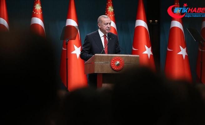 Cumhurbaşkanı Erdoğan: Hiçbir alçak topraklarımızı kirletemeyecektir