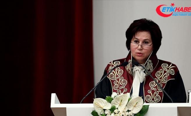 Danıştay Başkanı Güngör: Yargı ve yargıçlar engel çıkaran bir güç gibi değerlendirilmemeli