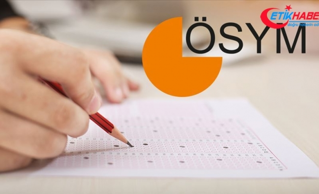 Dikey Geçiş Sınavı giriş belgeleri açıklandı