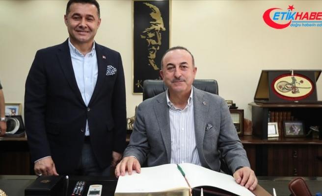 Dışişleri Bakanı Çavuşoğlu: Bu sene turist sayıları artıyor