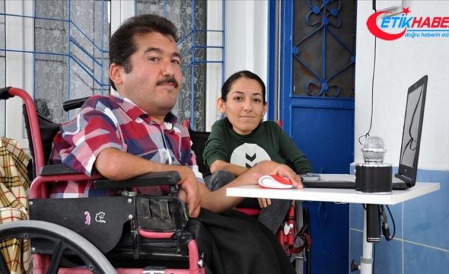 Engelli kardeşlerin gönlünden dünyaya açılan kapı: Radyo Karabalı