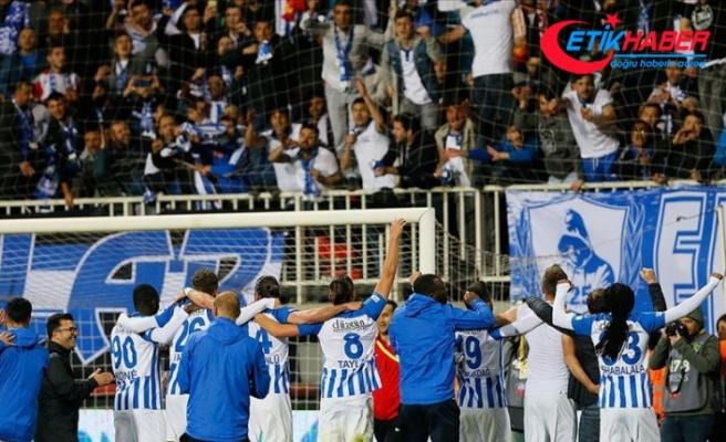 Erzurumspor Süper Lig'de kalmak için kenetlendi