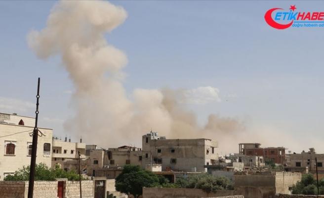 Esed rejiminin hava saldırılarında 5 sivil daha öldü