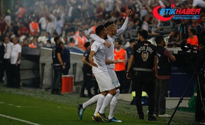 Fatih Karagümrük, Spor Toto 1'inci Lig'e yükseldi