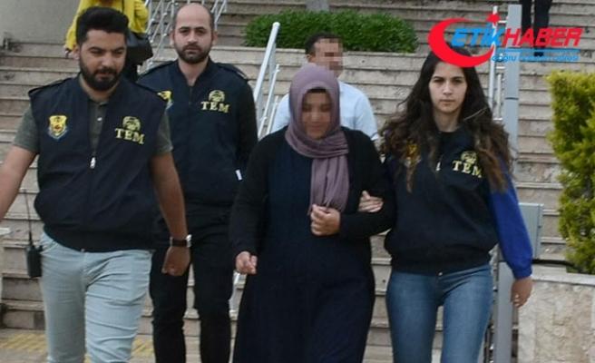FETÖ/PDY hükümlüsü kadın yakalandı
