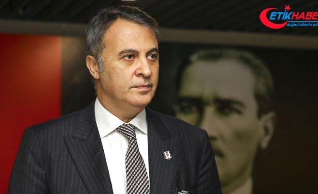 """""""Tek isteğim kongremizin Beşiktaş'a yakışır ortamda gerçekleşmesi"""""""