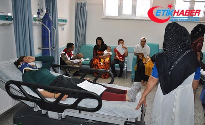 Gaziantep'te tarım işçilerini taşıyan kamyonet devrildi: 22 yaralı
