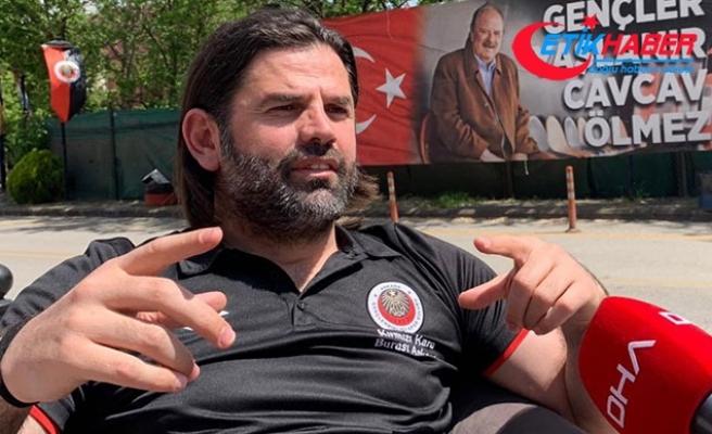Gençlerbirliği ile Süper Lig'e dönen İbrahim Üzülmez'den DHA'ya özel açıklamalar