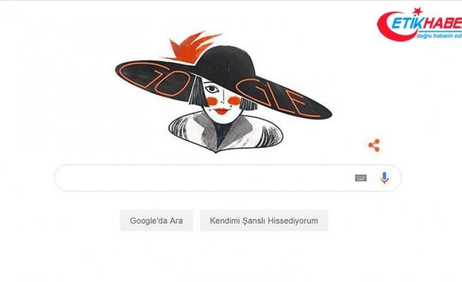 Google'den Semiha Berksoy'a özel doodle