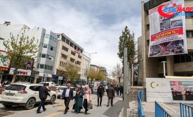 Görevlendirme yapılan belediye Van'a 712 milyon lira yatırım yaptı