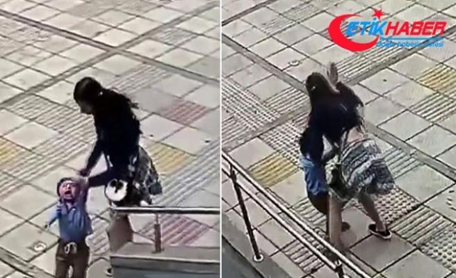 Halası dövdü; annesi 'bu bir disiplin yöntemi' dedi