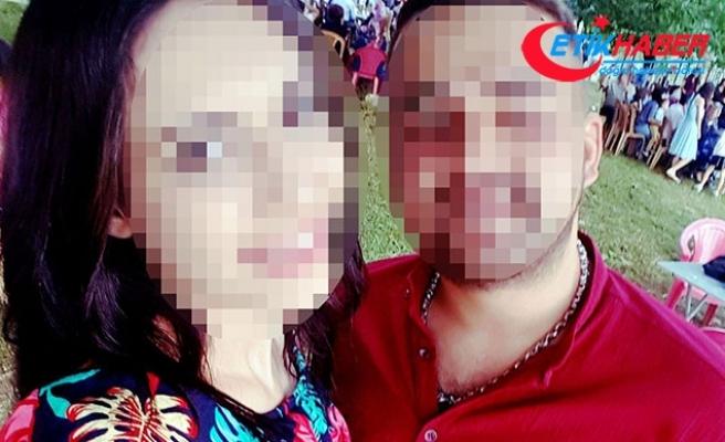 Hamile eşini 7 yerinden bıçakladığı öne sürülen koca aranıyor