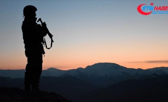 Siirt'te etkisiz hale getirilen PKK'lı terörist sayısı 6'ya yükseldi