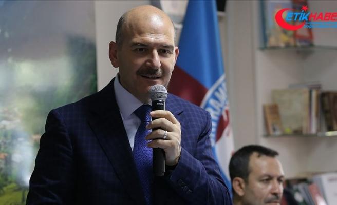 İçişleri Bakanı Soylu: 27 Mayıs'ta masum insanların tek günahı vardı bu ülkeye hizmet etmek