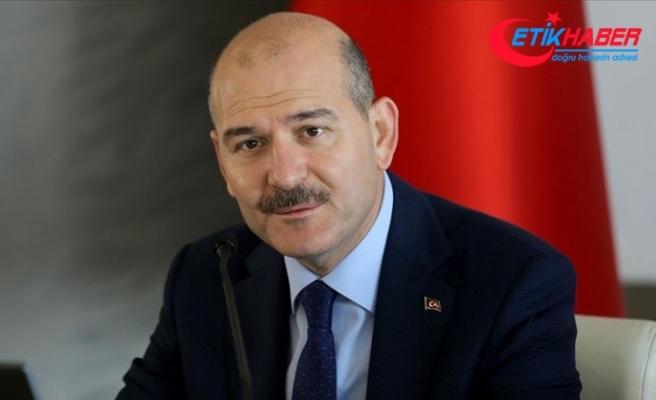 İçişleri Bakanı Soylu: İstanbul'a 27 polis merkezi kurulacak