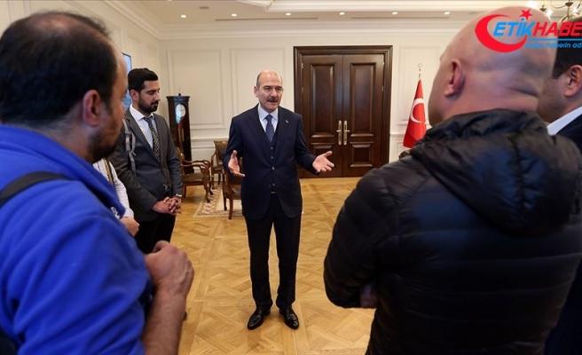 İçişleri Bakanı Soylu: Yasaklama söz konusu değil