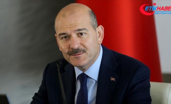 İçişleri Bakanı Soylu: Yılbaşından bu güne kadar 41 üst düzey teröristi etkisiz hale getirdik