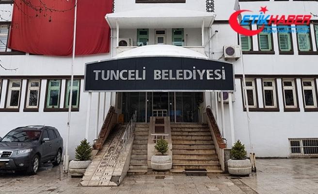 İçişleri Bakanlığı'ndan Tunceli Belediyesi'ne 'Dersim' soruşturması
