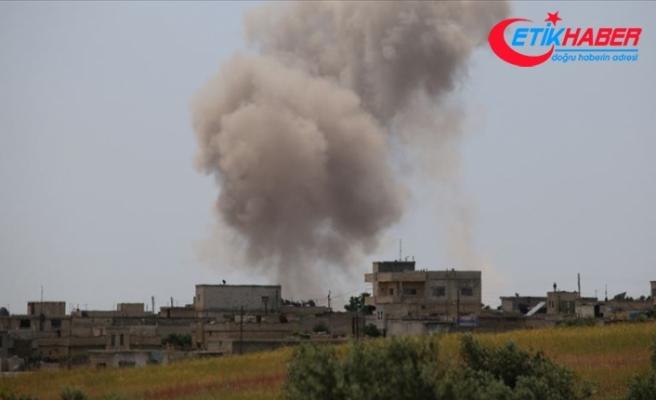 'İdlib Gerginliği Azaltma Bölgesi'ne hava saldırıları: 5 ölü