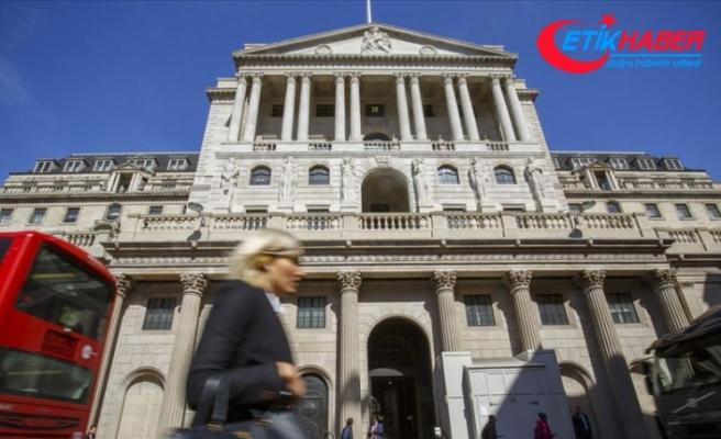 İngiltere Merkez Bankası politika faiz oranını değiştirmedi