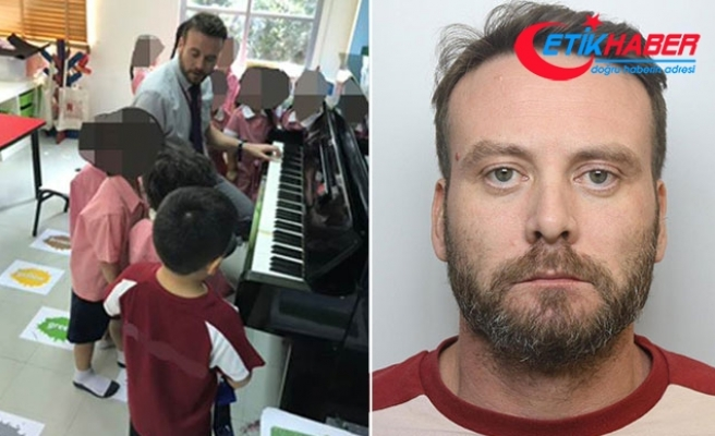 İngiltere'de pedofil müzik öğretmenine 5 yıl hapis