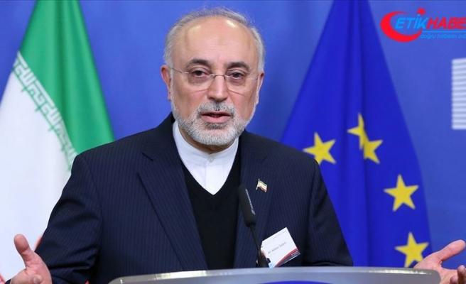 İran Atom Enerjisi Kurumu Başkanı Salihi: Uranyumu yüzde 20 zenginleştirme faaliyetine hazırız