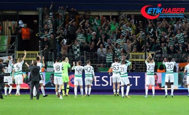 İskoçya'da şampiyon Celtic