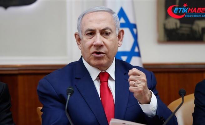 İsrail Başbakanı Netanyahu: İsrail, İran'ın nükleer silaha sahip olmasına izin vermeyecek