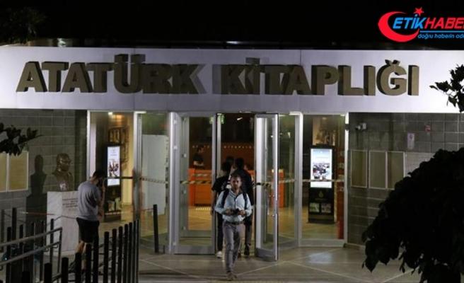 İstanbul'da 4 kütüphane bayramda 24 saat açık olacak
