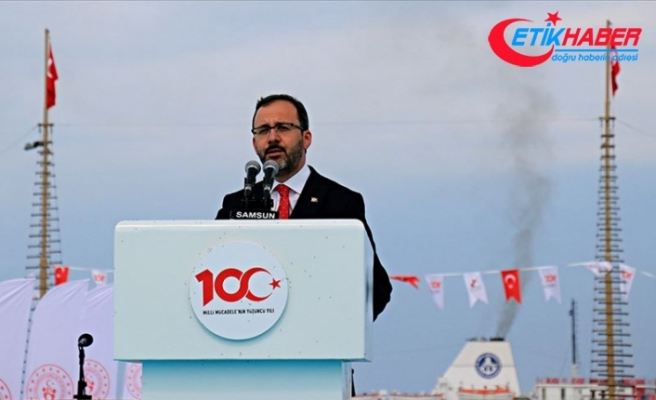 'İstiklalimizi geleceğe taşıyacak gençlerimiz her türlü fedakarlığı hak ediyor'