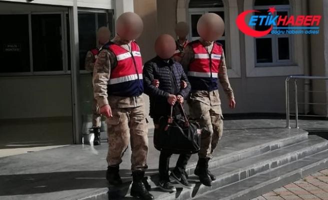 Kamu binalarına yönelik saldırı keşfi yapan terörist yakalandı