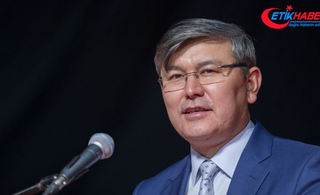 'Kazakistan geleceğine büyük bir umutla bakıyor'