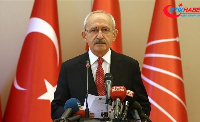 Kılıçdaroğlu'ndan 1 Mayıs mesajı