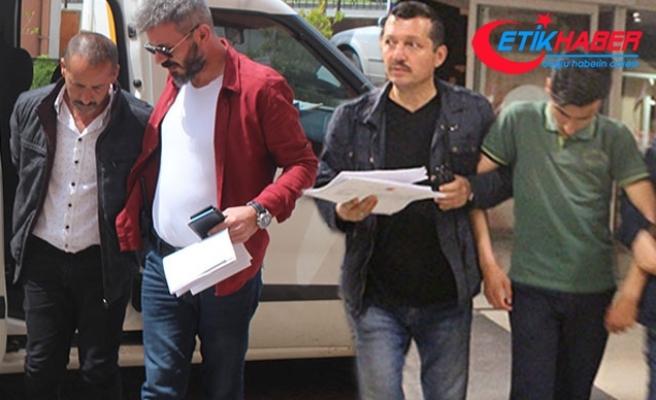Kooperatif başkanını öldüren liselinin babası da tutuklandı