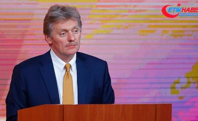 """Kremlin, Rusya-Ukrayna ilişkilerinde """"bozulmayan bağ kalmamasından"""" endişe ediyor"""