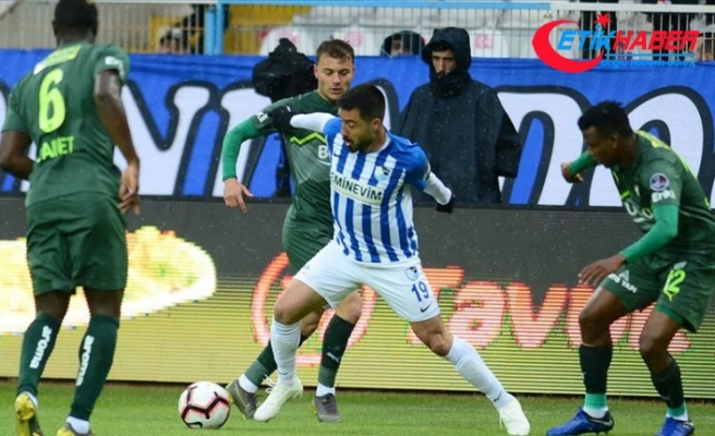 Kritik maçın kazananı Büyükşehir Belediye Erzurumspor