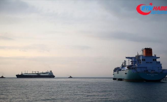 LNG gümrük işlemlerinde düzenleme