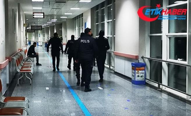 Malatya'da hastanede silahlı kavga: 6 gözaltı
