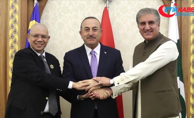 'Malezya ve Pakistan, Türkiye için kilit önemde birer ortaktır'