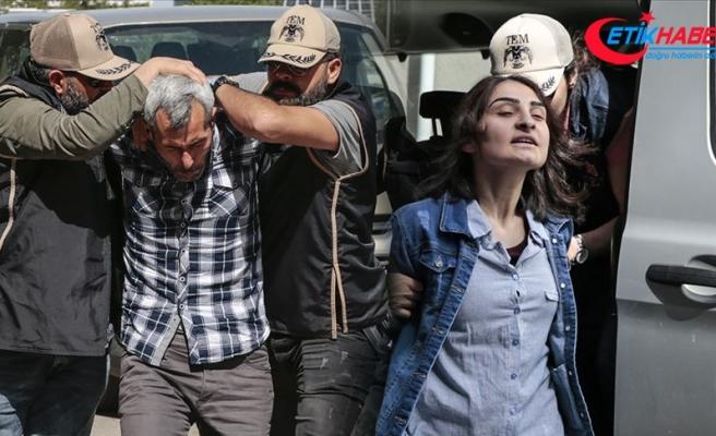 Meclisteki terör eylemi girişiminin failleri adliyede