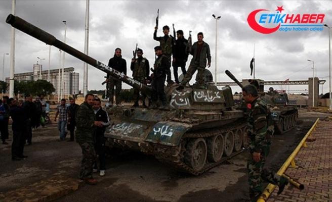 ÖSO Maaranaz köyünü terör örgütü YPG/PKK'dan kurtardı