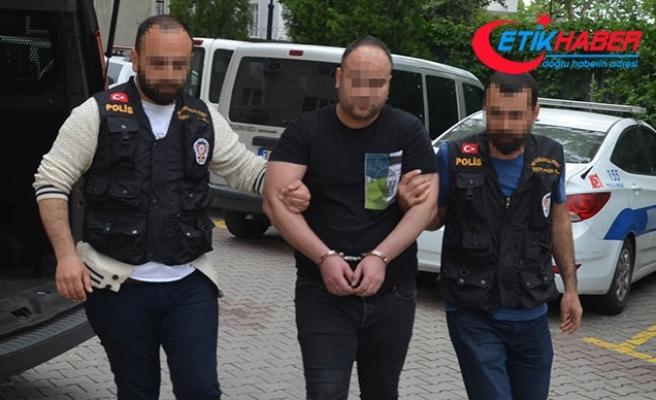 Poşeti görünce harekete geçtiler! 1'i İranlı 2 kişiye gözaltı