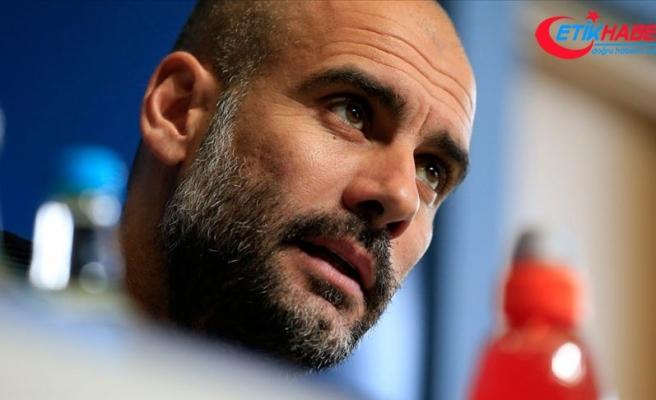 Premier Lig'de 'sezonun teknik direktörü' Guardiola